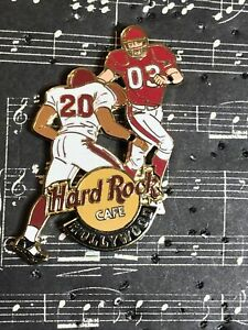 Hard Rock Cafe -  Hollywood Rose Bowl Football - Oklahoma and Washington State