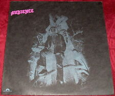 AUDIENCE..VINYL LP EX PLUS!! POLYDOR 1st PRESS 1969 PROG A1 B1 WITHDRAWN S/T