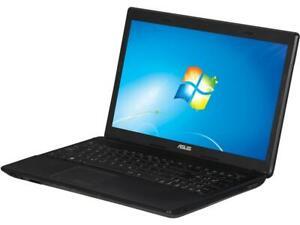 "ASUS Laptop Intel Core i3 2nd Gen 2310M (2.10 GHz) 6 GB Ram 500 GB HDD 15.6"" X54"