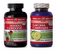 Metabolism fast diet - HOODIA GORDONII – GARCINIA CAMBOGIA COMBO - garcinia diet