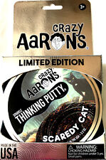 Scaredy Cat Halloween Sparkle Crazy Aaron's Thinking Putty Limited