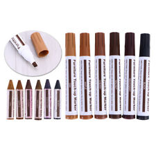 12pcs Furniture Touch-up Pen Kit Set Gr8 for Repair Wood Scratch Tables Chairs