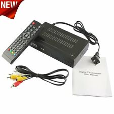 FTA HD Digital ATSC TV Tuner HDMI Set Top Box Converter Receiver Decoder 1080P H