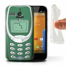 Housses et coques anti-chocs Motorola Moto G pour téléphone mobile et assistant personnel (PDA) Nokia