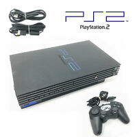 Sony PlayStation 2 PS2 Console Complete