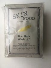 Skinfood Rice Wash Off Mask 8g x 10 Packets