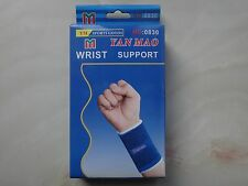 NEW PAIR Elastic WRIST Hand Brace Support Carpal Tunnel Pain Relief Tendonitis !
