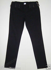 "BEAUTIFUL SASS&BIDE BLACK BUCKLE SKINNY FIT JEANS 30 ""NEON NIGHTS"""