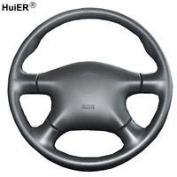 Car Steering Wheel Cover For Nissan Almera N16 Pathfinder Primera X-Trail