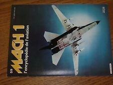 $$$ Recue Atlas Mach 1 encyclopedie aviation N°59 Garros  General Dynamics