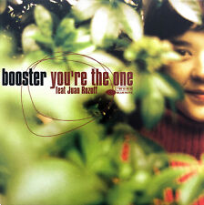 Booster Featuring Juan Rozoff CD Single You're The One - Promo - France (EX+/EX+