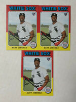 ELOY JIMENEZ LOT OF 5 2019 Topps Archives ROOKIE BASE RC's #171! WHITE SOX!