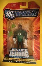 "John Stewart JUSTICE LEAGUE UNLIMITED 4.5"" action figure DC Universe JLU MATTEL"