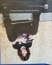 2005 VINTAGE PRINT AD - PLAYSTATION  PSP SPONSOR OF SHAUN WHITE AND THE X-GAMES