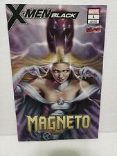 X MEN BLACK #1 MAGNETO COMIC CON VARIANT