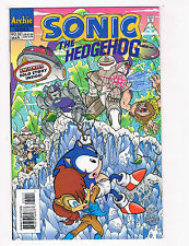 Sonic The Hedgehog #32 NM Archie Comics Video Game Comic Book DE27