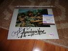 Martin Sheen Signed 8x10 Photo PSA COA Celebrity Autograph Auto Apocalypse Now