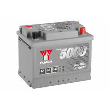Batterie Yuasa Silver YBX5027 12v 65ah 640A Hautes performances