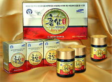 100% PURE 6 Years KOREAN RED GINSENG Extract 300g(10.6 oz) 3 bottle X100g/VIP100