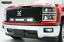 T-REX Torch Series LED Grille 2014 Chevrolet Silverado 1500 6311181 Black