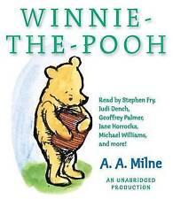 Winnie-The-Pooh by A a Milne (CD-Audio, 2009)