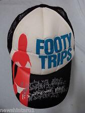 #ZZ4. FOOTY  TRIPS   CAP