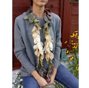 Alize gold green-beige batik leaf shawl neck wrap shawl/frequent gorgeous wrap