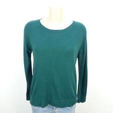 S.OLIVER Pullover Knit Feinstrick Grün Gr. 38 M (BD42)