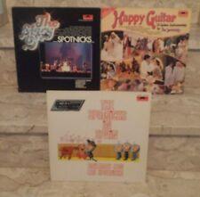 Spotnicks LP Sammlung / 2 LP's & 1 Doppel LP