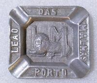 Vintage Small Ashtray ✱ LEÃO das MALHAS PORTO ✱ Cendrier Aschenbeche пепельница