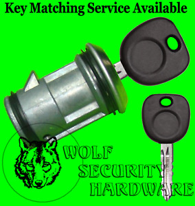 Chevy GMC GM Spare Tire Security Lock Key Cylinder Tumbler Barrel 2 Keys