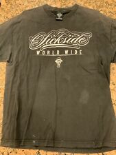 The Psycho Realm Shirt XL X-Large Vintage Hip Hop Rap Tee