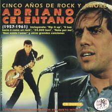 ADRIANO CELENTANO-1957-1961-CD
