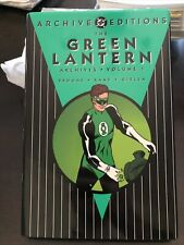 The Green Lantern Archives - Volume 1 - 1993 - Hardcover - Near Mint