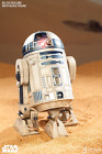 STAR WARS SIDESHOW COLLECTIBLES 1/6 SCALE R2-D2 FIGURE