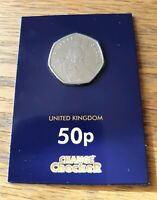 2016 Squirrel Nutkin 50p Uncirculated In Sealed Card