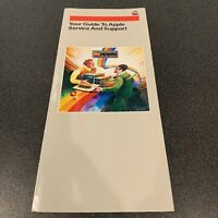 Your Guide to Apple Service and Support Apple II plus IIe 2 vintage computer