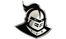 UCF Knights Mascot S76324 Metal Chrome Auto Emblem University of Central Florida