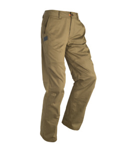 NWT Men's SITKA Back Forty Pant in Olive Brown