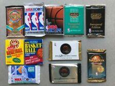 Cartes de basketball Fleer lot