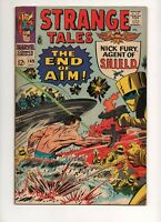 Strange Tales #149 F/VF 7.0 EVERETT DR. STRANGE! KIRBY NICK FURY of SHIELD! 1966