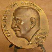 Medal Porto Medal Medalha Escritor Eppur 勋章 Si Moves 1969