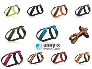 Anny-X Brustgeschirr FUN/PROTECT Annyx Hundegeschirr div. Farben & Sonderfarben
