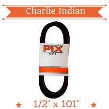 V-Belt 1/2 X 101 Fits AYP 197253 John Deere M84136 Ariens 21546422 21547025 A99