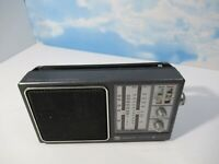 General Electric TV Sound WB/AM/FM Radio Receiver Model 7-2945A Vintage