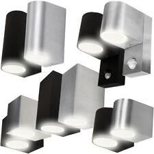 Außenwandlampe Wandleuchte Außenlampe Außen-Leuchte Bewegungsmelder GU10 230V