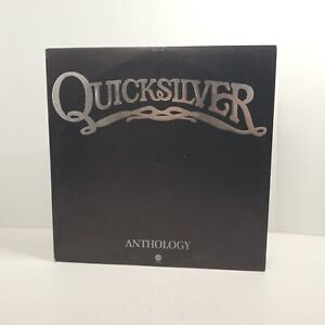 Quicksilver Messenger Service - Anthology Double Vinyl LP - 1973 - SVBB-11165