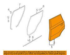 KIA OEM 2011 Soul Rear Door-Shell Frame Panel Left 770032K070