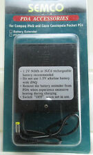 Battery Extender Pak for Compaq iPaq and Casio Cassiopeia Pocket Pcs