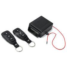Auto Set Chiusura Centralizzata Porta Universale 2 Telecomando Chiavi a Distanza